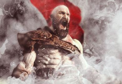 Tak wyglądało God of War na PS4 trzy lata temu