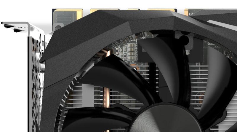 Zotac Geforce Gtx 1080 Ti Mini Najmniejsza Na Swiecie Karta