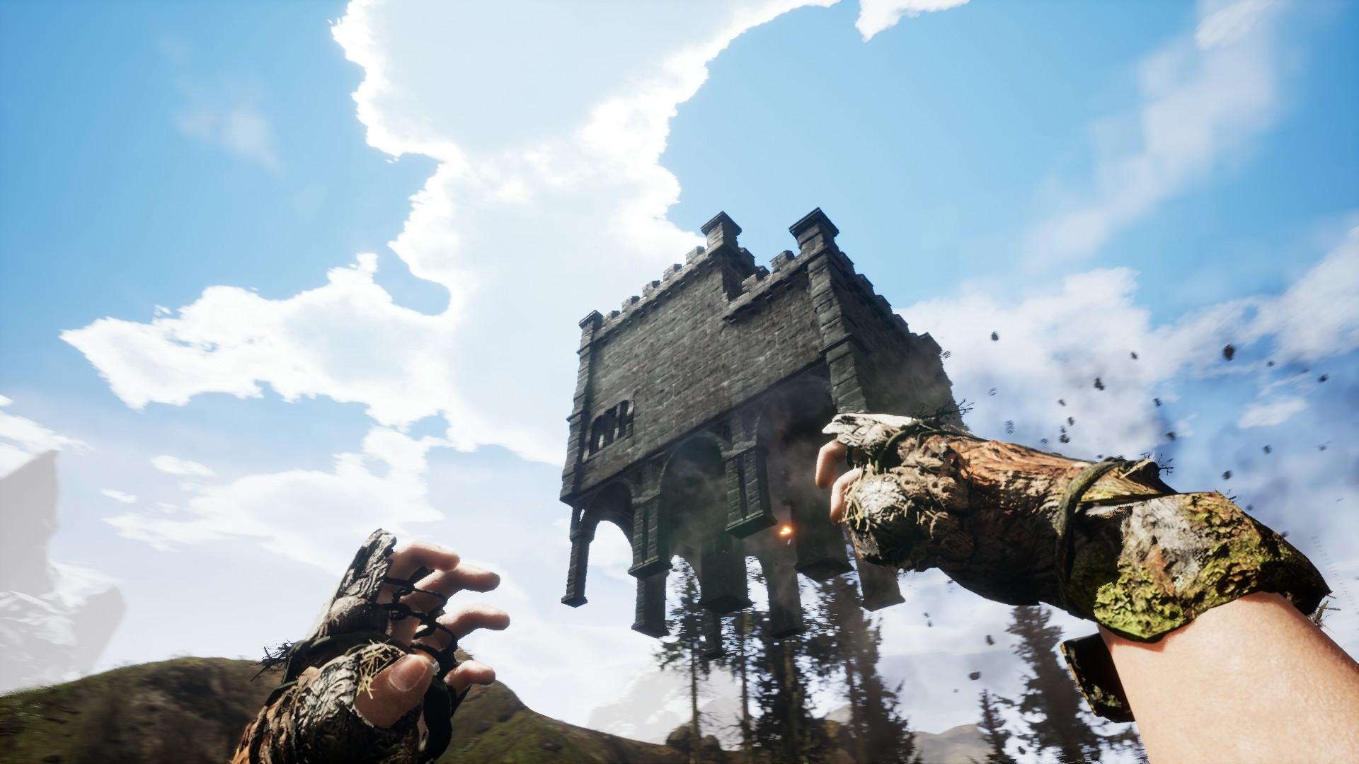 Citadel Forged with Fire da graczom ogromną swobodę