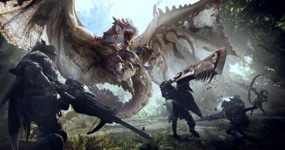 Monster Hunter World wymagania sprzętowe. Znamy też dokładną datę premiery na PC