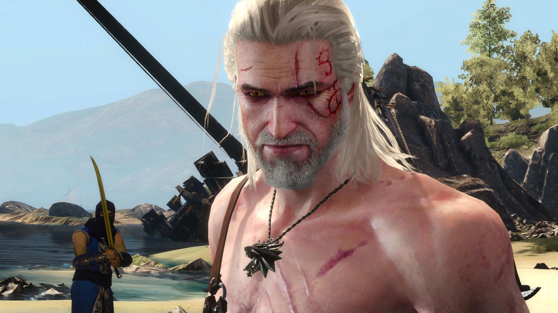 Czy z Geralta pozostanie cień zapalczywości?