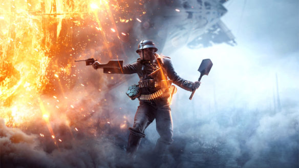 Patch 1.16 do Battlefield 1