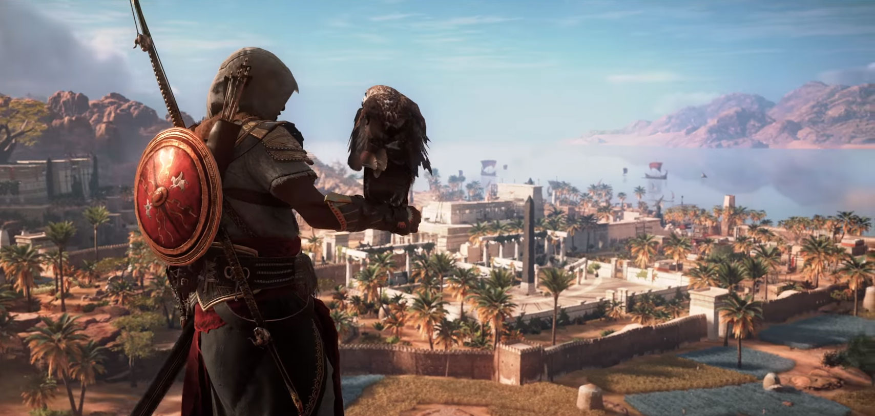 grea assassins creed origins - HD 1708×812