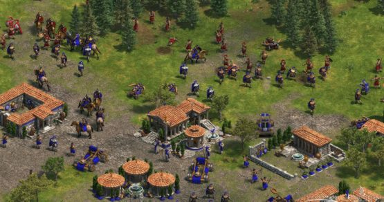Age of Empires Definitive Edition recenzje opinie