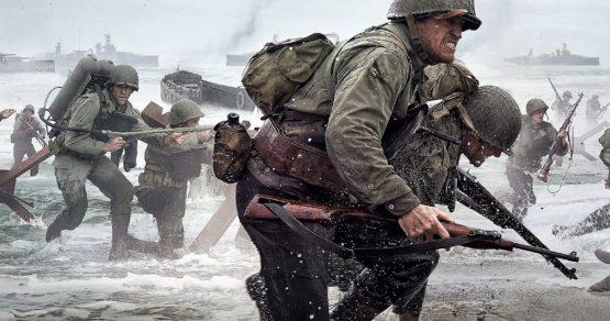 Call of Duty: WWII wymagania sprzętowe na PC