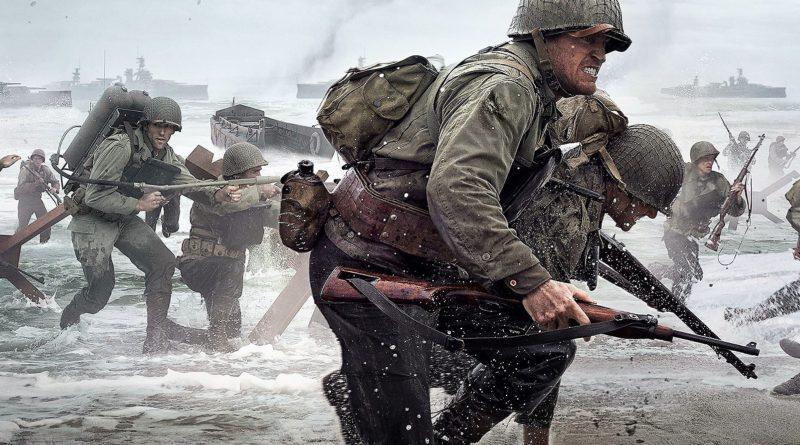 Call of Duty WWII wymagania sprzętowe PC
