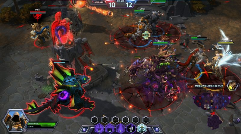 Heroes of the Storm aktualizacja patch