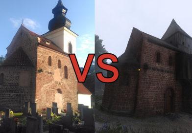 Kingdom Come: Deliverance – prawdziwe lokacje kontra gra