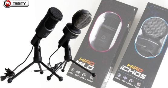 Test mikrofonów Hiro Ichos i Hiro Milo – tak podobne, a tak różne