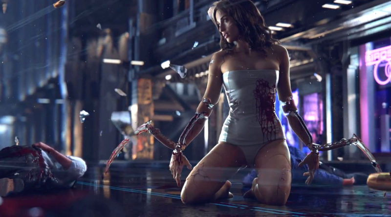 Cyberpunk 2077 PlayStation 5 premiera