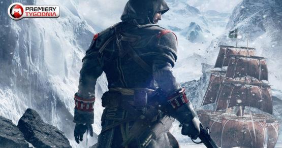 10 premier na obecny tydzień. Remaster Assassin's Creed to dopiero początek!