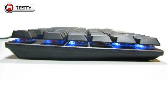 Test Sharkoon PureWriter TKL – klawiatura mechaniczna dla osób, które… lubią ciszę