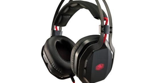 Zobaczcie nowe słuchawki od Cooler Mastera. Cena i szczegóły