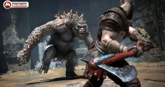 9 premier na nowy tydzień. Najlepsze gry, które zadebiutują w cieniu God of War