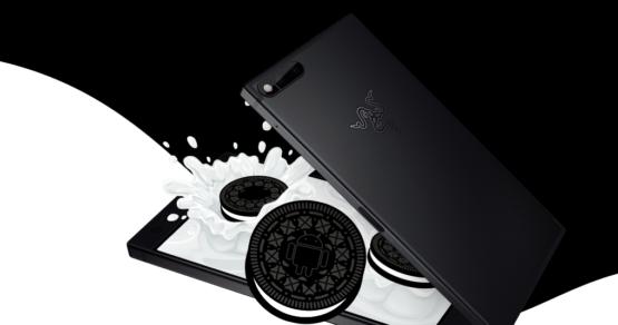 Razer Phone z ciasteczkową aktualizacją