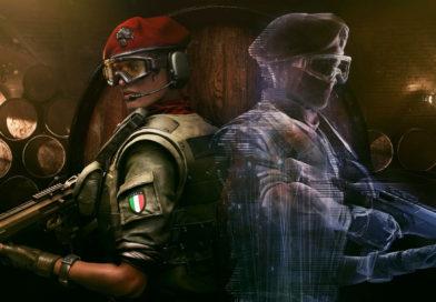 Rainbow Six Siege Para Bellum – gameplay. Nowa mapa, operatorzy, gadżety