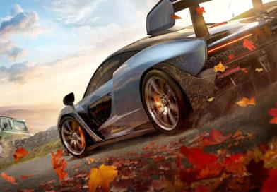Forza Horizon 4 ze świetną nowością, której brakowało w trzeciej odsłonie wyścigów
