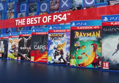 PlayStation Hits, czyli najlepsze gry na PS4 za małą kasę!