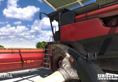 Symulator farmy? Nie, to pierwszy gameplay z Serious Sam 4