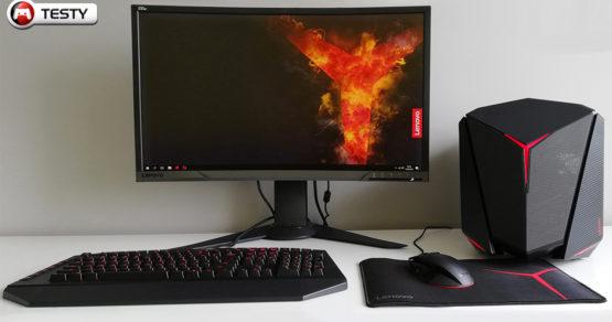 Test Lenovo Legion Y720 Cube – jak sprawdza się gamingowa bestia średniej półki?