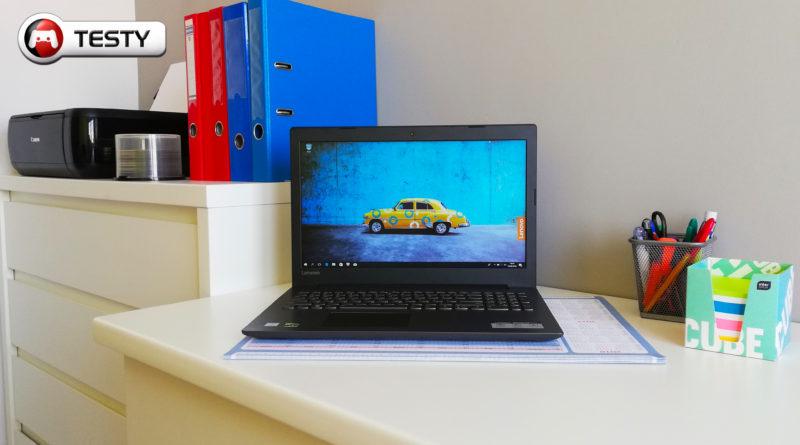 Test Lenovo IdeaPad 330 - niepozorny z gamingowym zacięciem