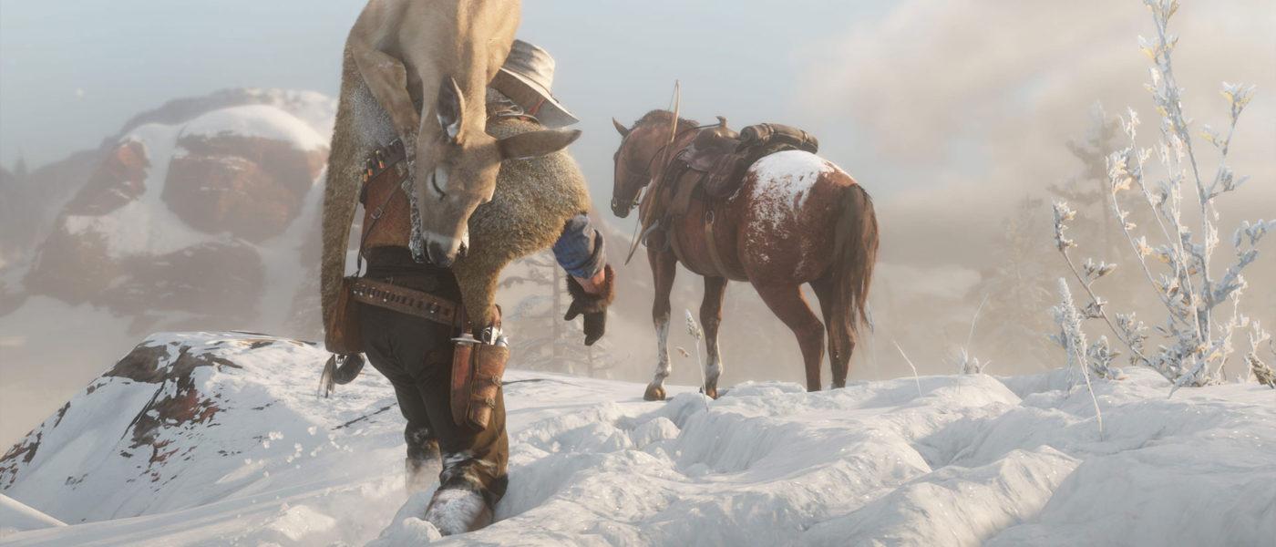 Red Dead Redemption 2 – Rockstar podsyca ogień nowymi materiałami z gry