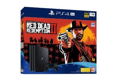 Red Dead Redemption 2 otrzyma bundle z PS4 i PS4 Pro