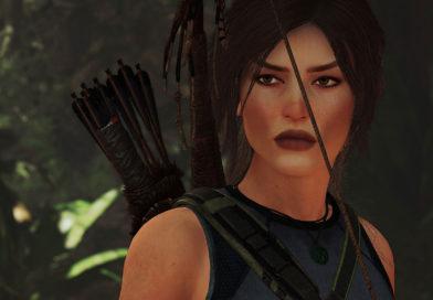 Twarz Lary Croft odmieniona dzięki nowemu modowi do Shadow of the Tomb Raider