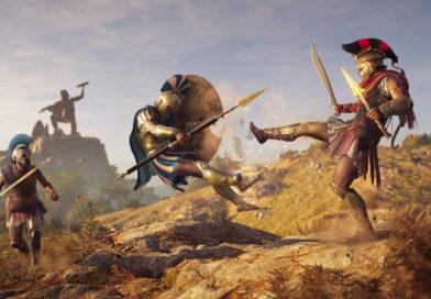 Assassin's Creed: Odyssey nie będzie poważne. Jest też nowy trailer telewizyjny