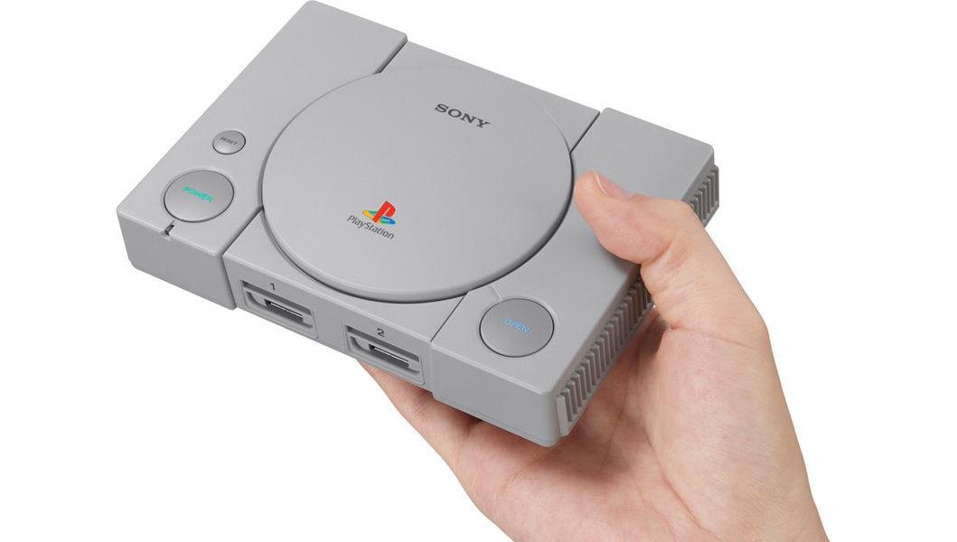 Pierwsze PlayStation powraca pod postacią PlayStation Classic!