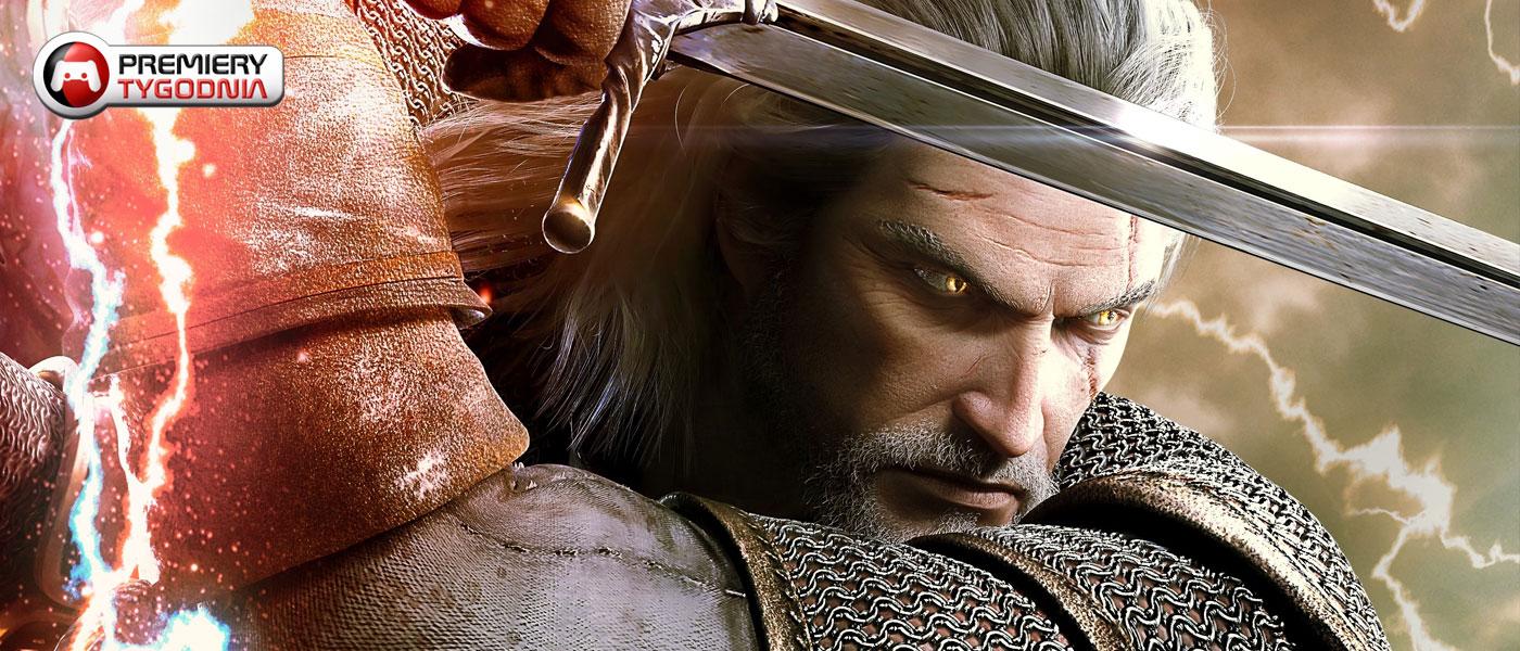 Premiery gier na nowy tydzień. Polska wojna, Wiedźmin Geralt, kuchenna rewolucja i więcej