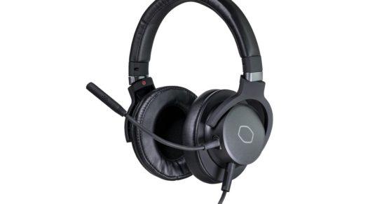 Cooler Master prezentuje nowe słuchawki dla graczy