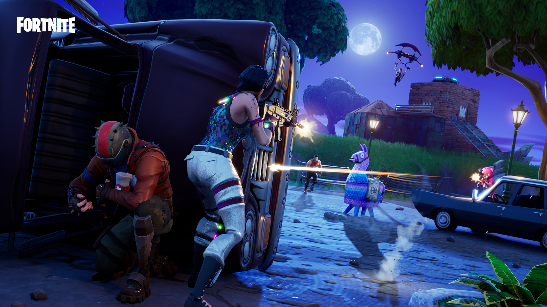Patch 6.31 do Fortnite