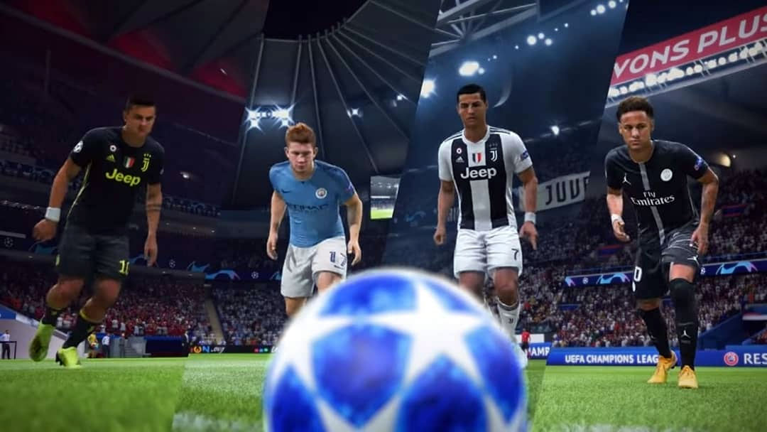 Fifa 19 Patch Ps4