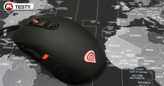 Test Genesis Krypton 400 – tania myszka dla gracza, lecz czy warta uwagi?