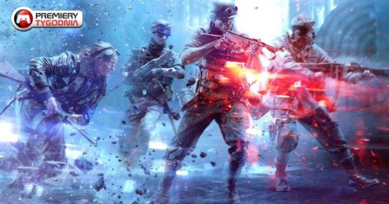 Premiery gier na nowy tydzień. Battlefield V to dopiero początek!