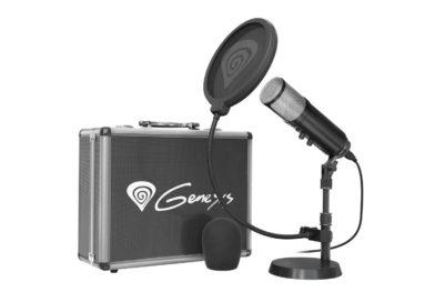 Mikrofon Genesis Radium 600 – dla graczy i streamerów
