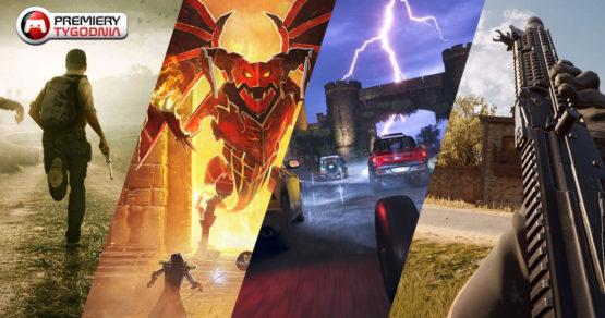 Premiery gier na obecny tydzień. 9 tytułów, przy których nie będziecie się nudzić
