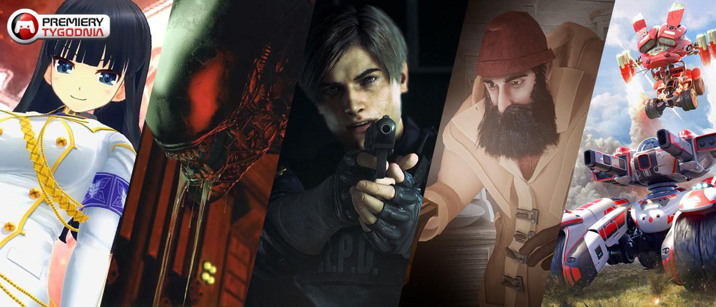 Premiery gier na nowy tydzień. 8 tytułów, które warto sprawdzić