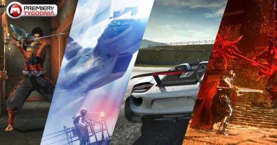 Premiery gier nowego tygodnia. Cztery najlepsze propozycje