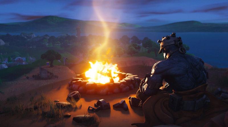 Fortnite Sezon 8 Początek Będzie Wielką Katastrofą