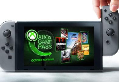 Microsoft brata się z Nintendo. Game Pass, xCloud, Halo, Forza i Gears of War na Switcha?