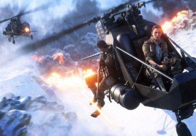 Battlefield 5 Battle Royale na świetnym gameplay trailerze