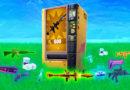 Darmowe automaty w Fortnite, które zaczynają znikać. Nowy patch 8.10 już dostępny