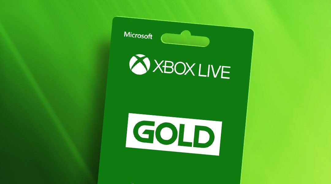 Abonament Xbox Live Gold
