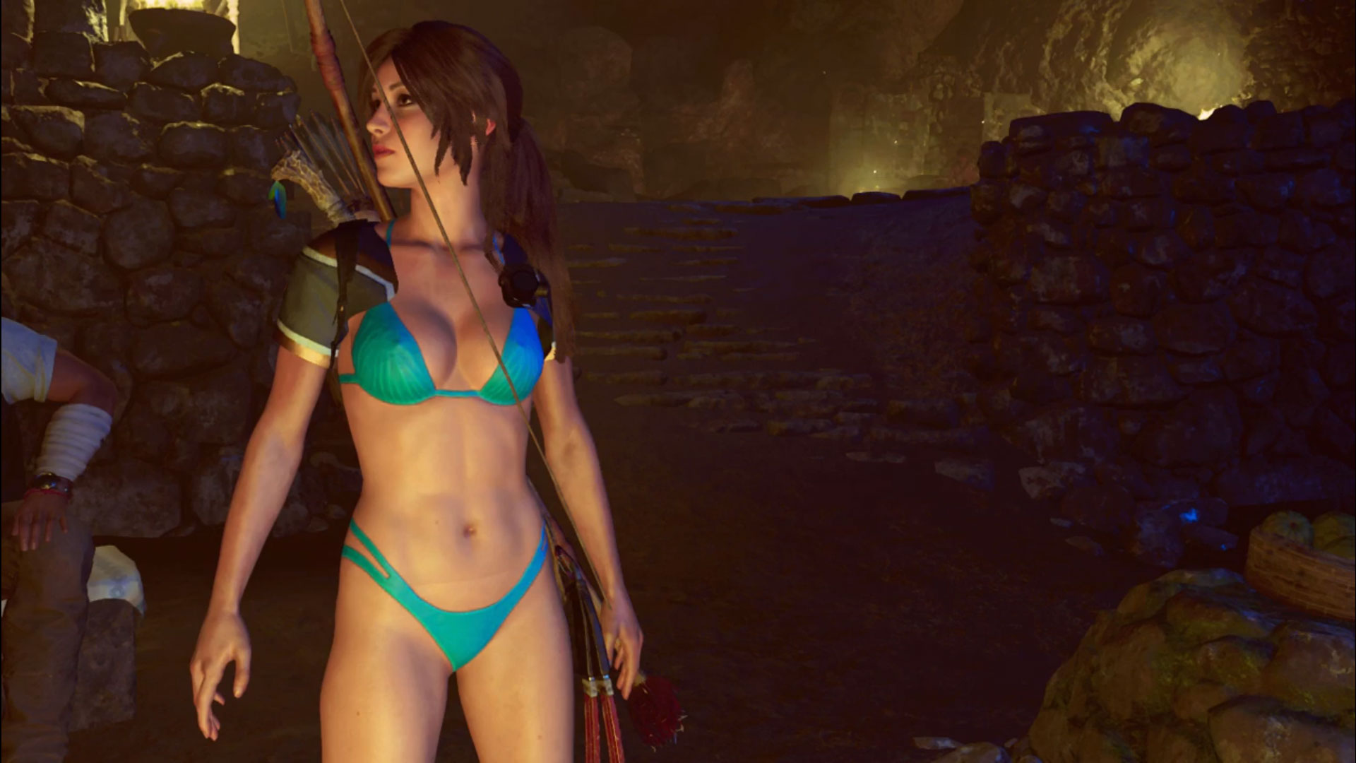 Shadow of The Tomb Raider NUDE MOD + LINK - YouTube
