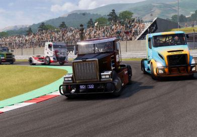 Symulator wyścigów największych ciężarówek już dostępny