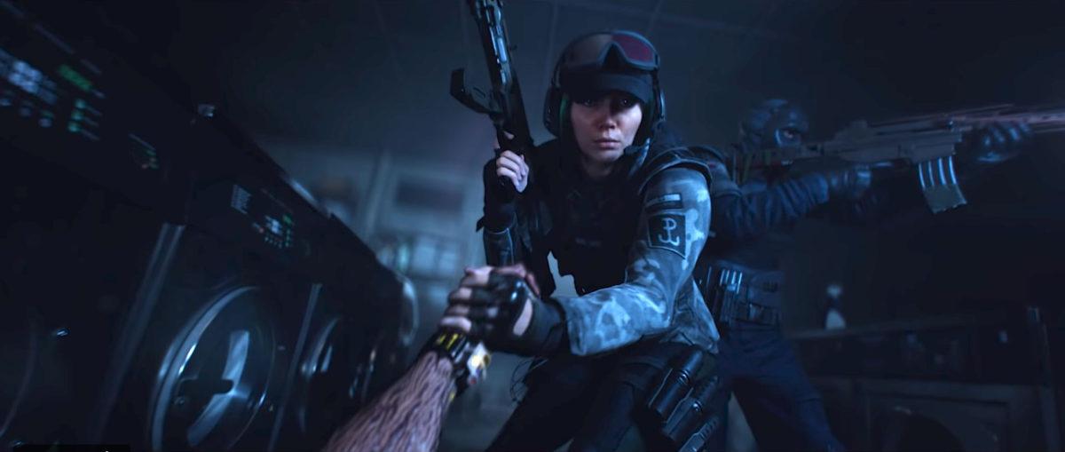 Tom Clancy's Rainbow Six: Quarantine gameplay