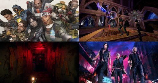 Top 10 najlepszych gier na PC roku 2019
