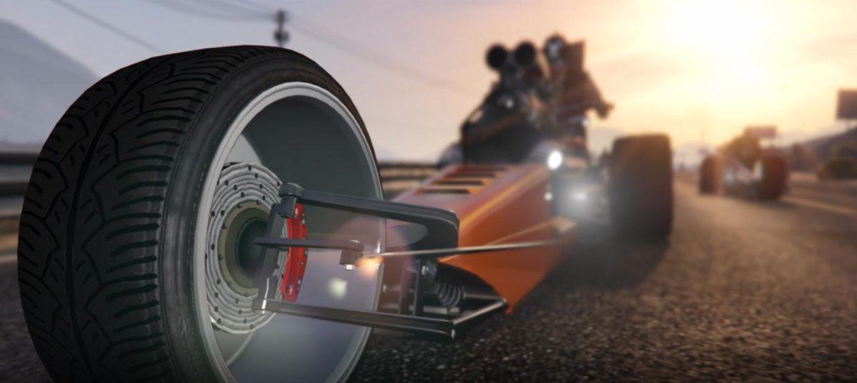 Skoki kaskaderski w GTA 5 Online